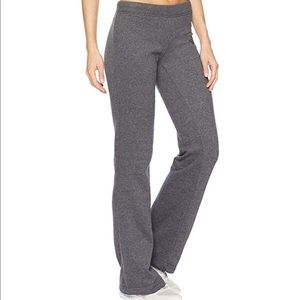 WOMENS NORTH FACE FLEECE PANTS